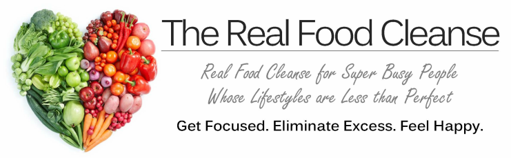 The Real Food Cleanse
